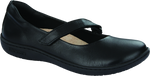 Birkenstock Lora in Black Leather