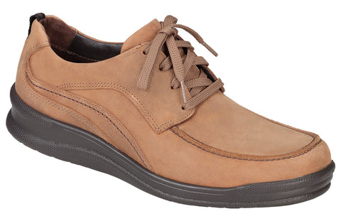 SAS Move On in Camel Nubuck - Right 3/4 View