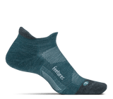 Feetures Merino 10 Cushion No Show Tab