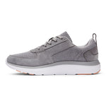 Vionic Remi Casual Sneaker in Slate Grey - Inside View