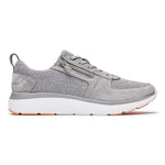 Vionic Remi Casual Sneaker in Slate Grey - Outside View
