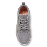 Vionic Remi Casual Sneaker in Slate Grey - Top View