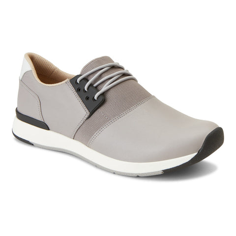 Vionic Cosmic Carmen in Light Grey - Right 3/4 View