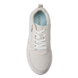 Vionic Remi Casual Sneaker in Cream - Top View