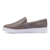 Vionic Demetra Slip On Sneaker in Charcoal - Inside View
