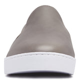 Vionic Demetra Slip On Sneaker in Charcoal - Front View