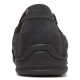 Vionic Earl Slip On in Black - Rear View
