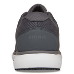 Vionic Landon Pro in Charcoal - Rear View
