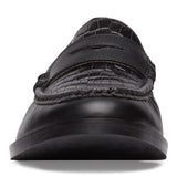 Vionic Waverly Croc in Black - Front View