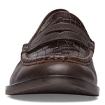 Vionic Waverly Croc in Chocolate - Front View