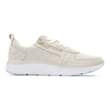Vionic Remi Casual Sneaker in Cream - Outside View