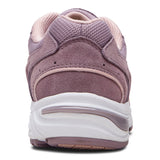 Vionic Women's Classic Walker in Mauve Suede - Rear View