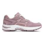 Vionic Women's Classic Walker in Mauve Suede - Outside View
