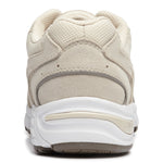 Vionic Women's Classic Walker in Cream Suede - Rear View