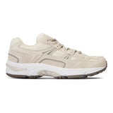 Vionic Women's Classic Walker in Cream Suede - Outside View