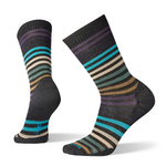 Smartwool Men's Spruce Street Crew in Charcoal Heather