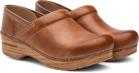Dansko Professional in Honey Distressed - Pair