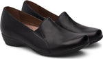 Dansko Farah in Black Leather - Pair