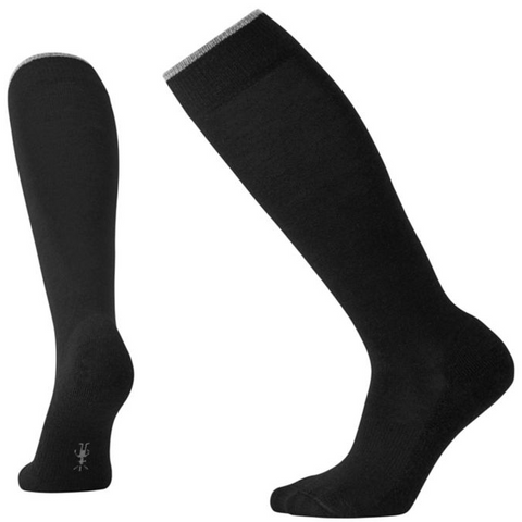 Smartwool Basic Knee High in Black - Pair