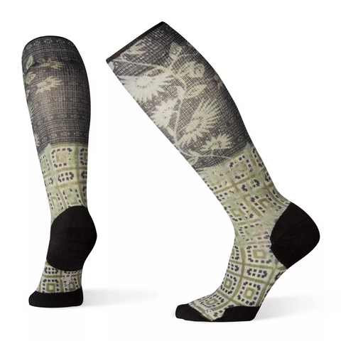 Smartwool Women's Compression Sightseeing Sunflower Print OTC