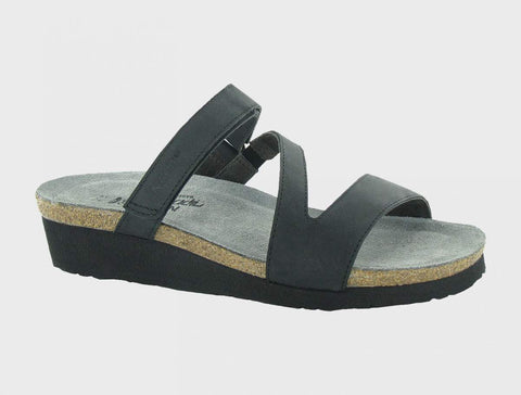 Naot Gabriela in Oily Coal Nubuck