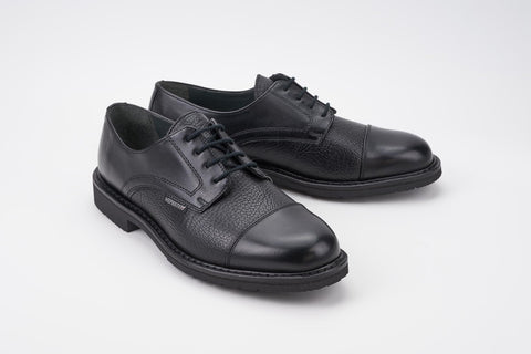 Mephisto Melchior in Black / Smooth Grain Leather