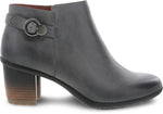 Dansko Perry in Grey Waterproof Burnished - Outside View