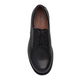 Dansko Josh in Black Antiqued Calf Leather - Top View