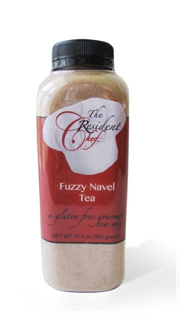 Fuzzy Navel Tea