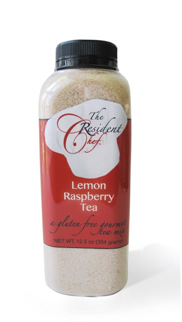 Lemon Raspberry Tea