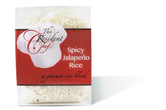 Spicy Jalapeño Rice