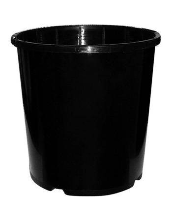 150mm Black Pots 1.9L 155x150cm