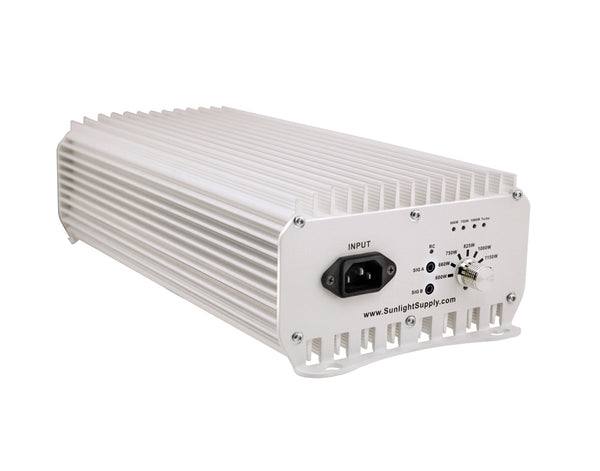 1000w Sun System 1 dimmable 600w-1150w Digital Ballast
