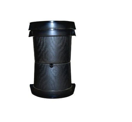 50ltr POT SET (WITH STAND) 1x top pot | 1x bottom pot| 1x stand | 1x water ring | 1x 19mm grommet
