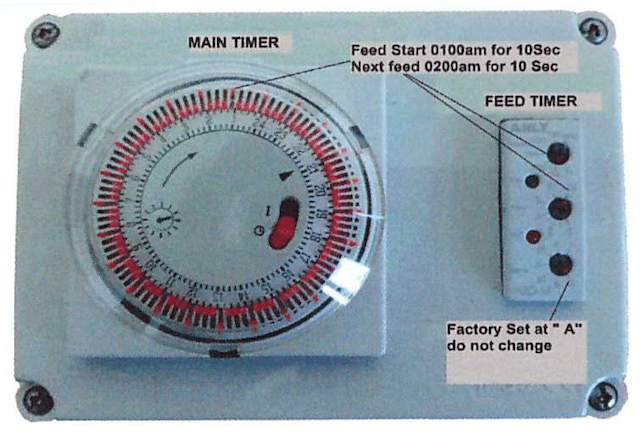 Feed Pump Controller Timer