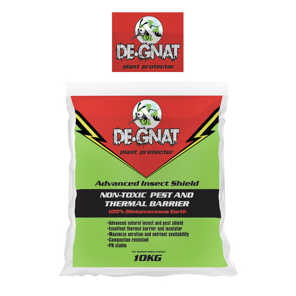 DE-GNAT ADVANCED INSECT SHIELD 10kg Bag | Non Toxic Barrier