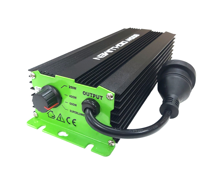600W DIGI-LUMEN 4D DIGITAL BALLAST | dimmable 250w-660w
