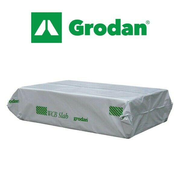 GRODAN WRAPPED SLABS CROP BOX SIZE 370x550x150MM EACH
