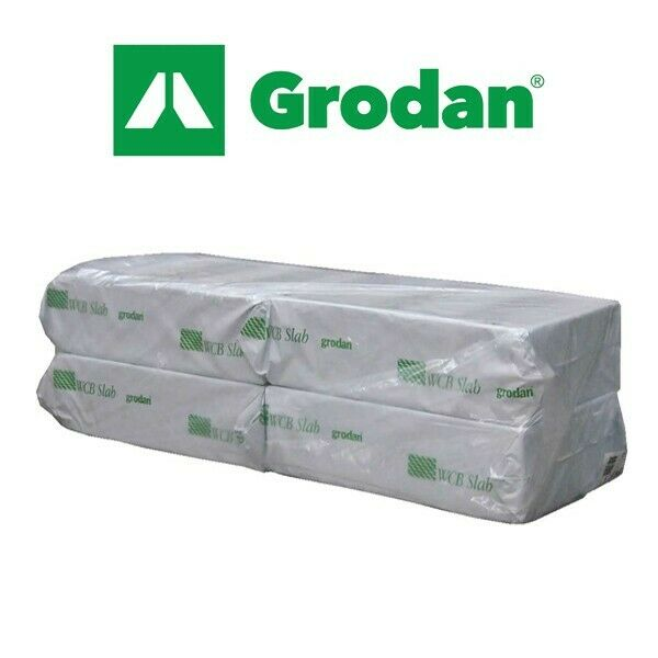 4 PACK GRODAN WRAPPED CROP BOX SLABS 370x550x150MM