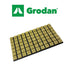 GRODAN SHEET OF 77 CUBES IN TRAY