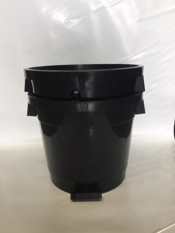 15L POT SET |2 pots | 1 grommet | 1 Joiner | 1 water ring