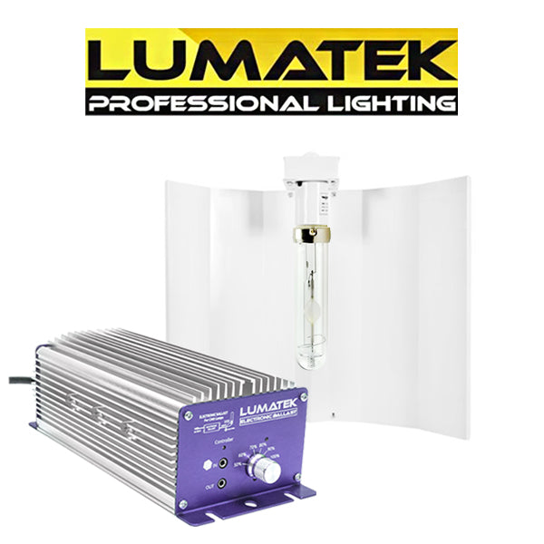 315W CMH LUMATEK LIGHT KIT | Dimmable & Controllable