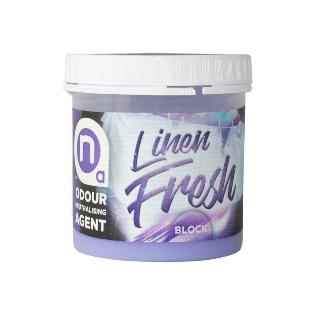 LINEN FRESH 225ML BLOCK | ODOUR NEUTRALISING AGENT (ONA)