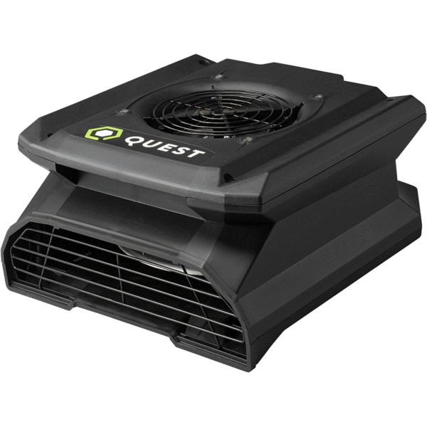QUEST F9 AIR MOVER - 750CFM | PERFECT FOR AIR CIRCULATION
