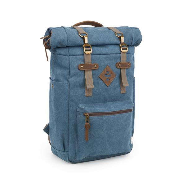 Revelry - The Drifter Rolltop Backpack Bag 20x13x6in