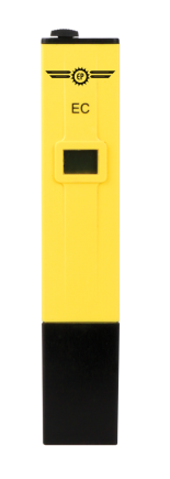 Hydro Axis EC Meter Yellow