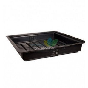 3x3 Flood and Drain Tray 1080x1080x180mm Duralastic