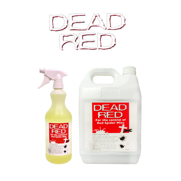 Dead Red 5L - Foliar spray