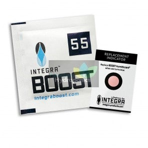 8g/55% RH (does 12-28g) Integra Boost Humidity satchet