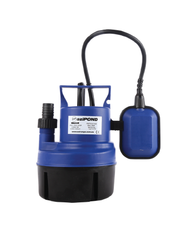 Potami Submersible Water Pump F4500 | 4500L/Hr 200w with float